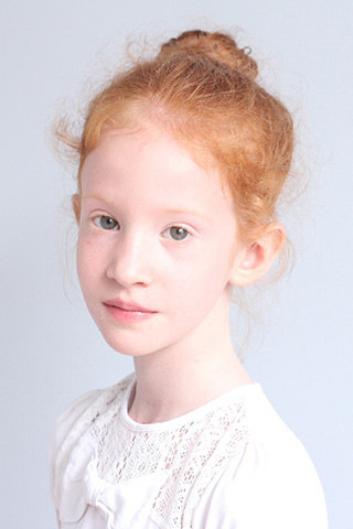 Варвара Заславская, «Топ модель по-детски-2016», фото