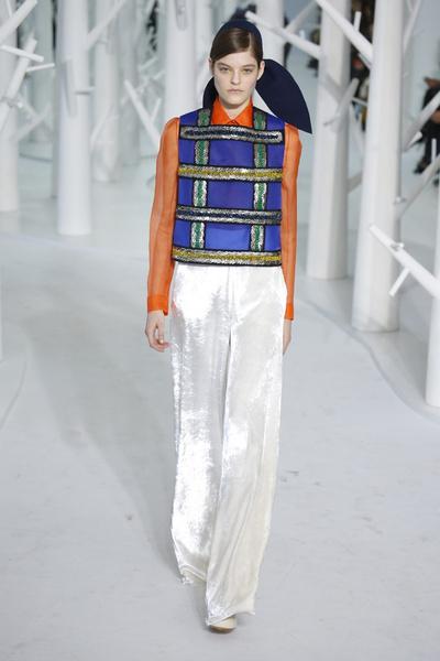Неделя моды в Нью-Йорке: 18 февраля   галерея [2] фото [2]