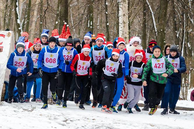 Рязанский марафон: раз-два-три, Дед Мороз, беги!