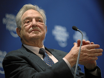 Меценат Джордж Сорос (George Soros)