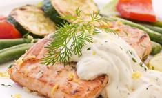 Рыбные соусы: тартар и Ко