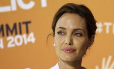 Джоли снимет фильм о защитнике природы