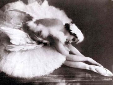 Анна Павлова стала символом русского балета