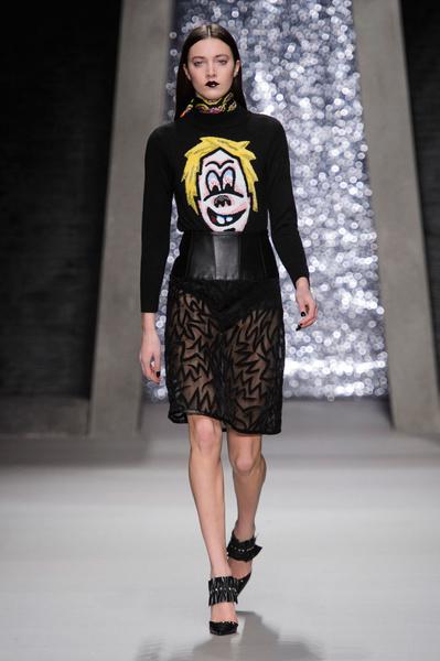 Неделя моды в Лондоне: показы Ashley Williams и Anya Hindmarch | галерея [1] фото [2]