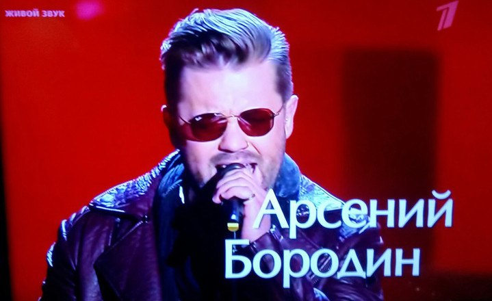 Барнаулец Арсений Бородин покорил жюри шоу «Голос»