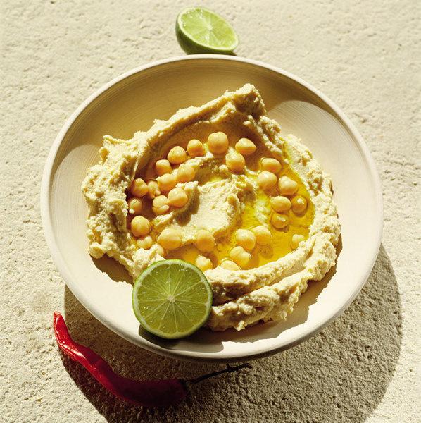 Рецепт приготовления хумус