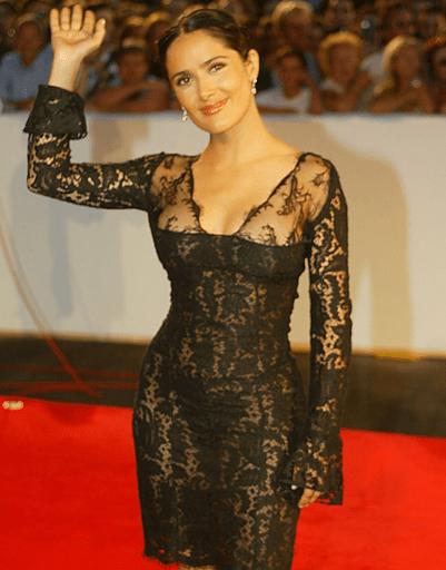 Сальма Хайек, 2002 год