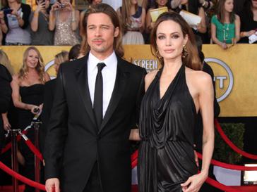 Брэд Питт и Анджелина Джоли на этот раз ушли с церемонии вручения премии Гильдии киноактеров США ни с чем