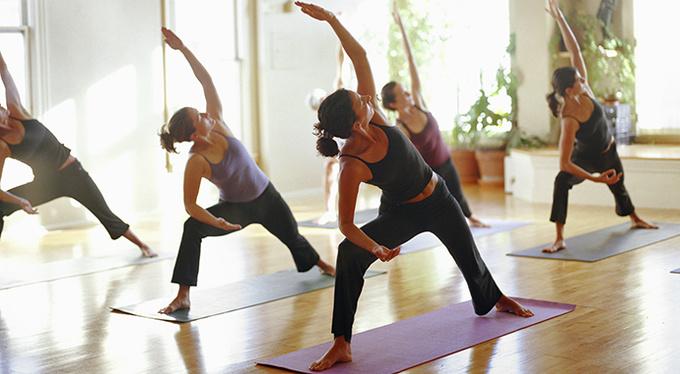 Йога и женская энергия