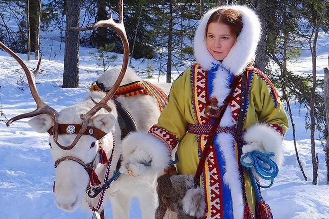 Герда в новой сказке «Тайна Снежной королевы»