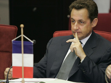 Николя Саркози передумал ехать в Москву на 9 мая