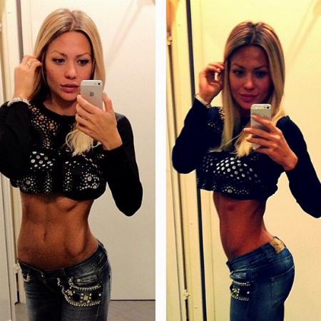 Екатерина Усманова фитнес-тренер Instagram фото