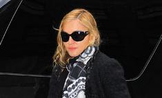 Мадонна запускает новую модную линию