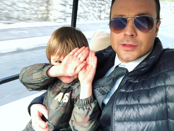 Алексей Чадов личная жизнь