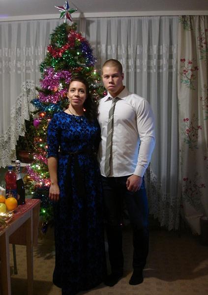 Ирина Галкина с сыном