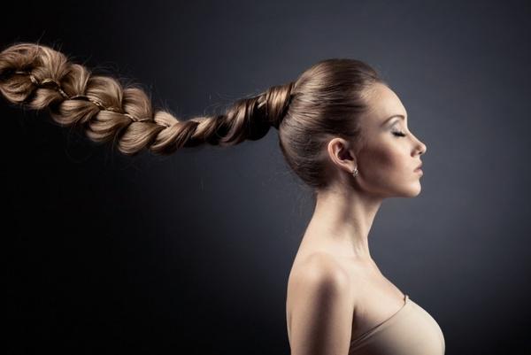 Уход за волосами на заколках