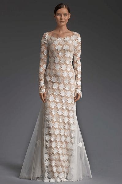 ЗАМУЖ НЕВТЕРПЕЖ: 10 самых красивых свадебных коллекций сезона | галерея [7] фото [8]
