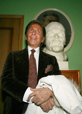 Валентино, 2008 год