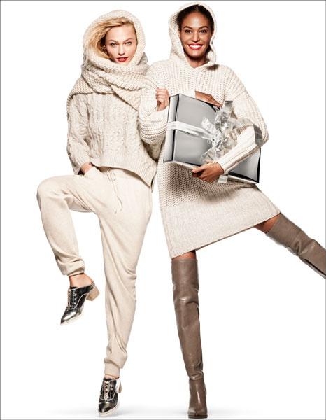 Рождественская коллекция H&M заима-2014