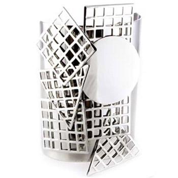 Браслет-манжет с геометрическими фигурами из новой коллекции Modern Metals от Susan Hanover.