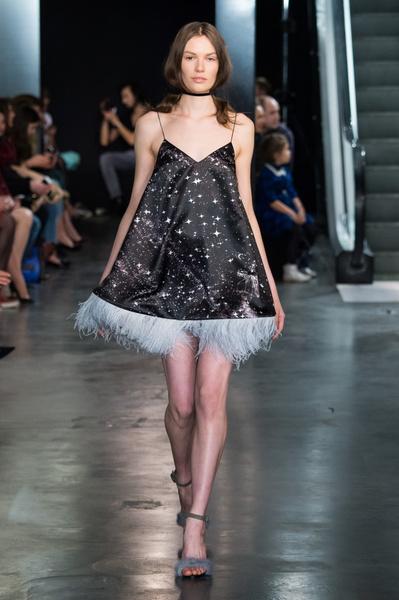 Дотянуться до звезд: показ коллекции A LA RUSSE Anastasia Romantsova осень-зима 2015-2016 | галерея [2] фото [1]