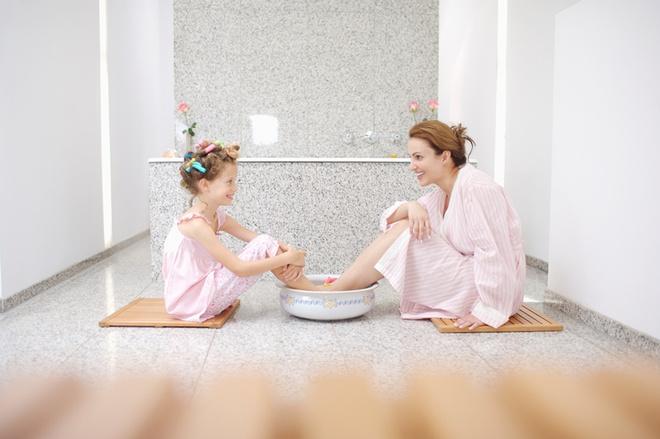 Разговор мамы и ребенка