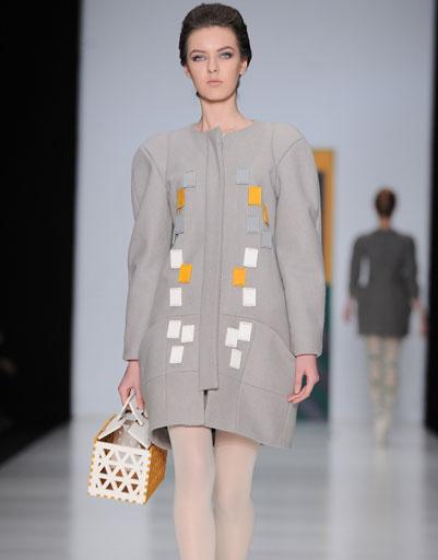 Коллективный показ Belarus Fashion Week осень-зима 2013/14 на Mercedes-Benz Fashion Week Russia