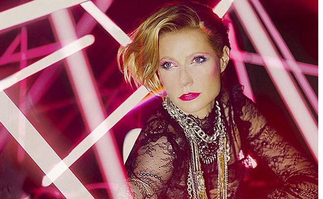 Гвинет Пэлтроу в образе Мадонны