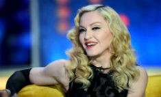 56-летняя Мадонна флиртует с 23-летним парнем-моделью