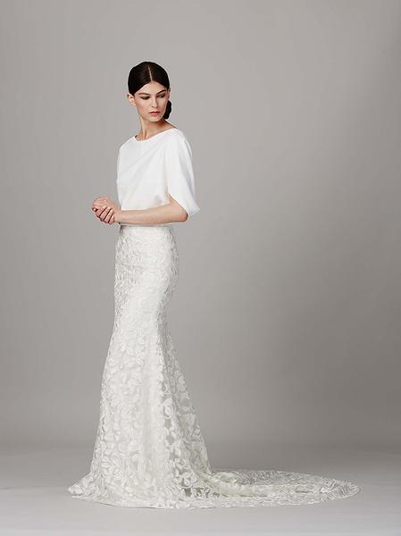 Лучшие коллекции Недели свадебной моды   галерея [2] фото [12]