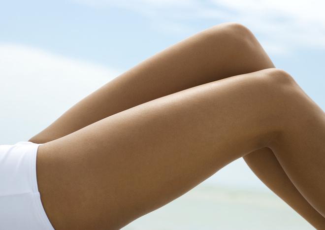 как исправить некрасивые колени