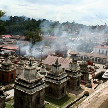 Катманду, столица Непала, славится многочисленными монастырями, храмовыми центрами и памятниками культуры.