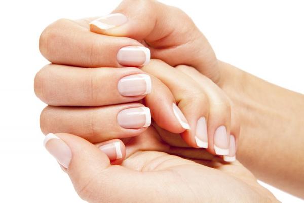 Как отбелить ногти? Видео