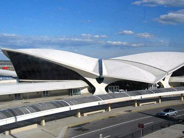 Аэропорт имени Джона Кеннеди в Нью-Йорке (JFK)