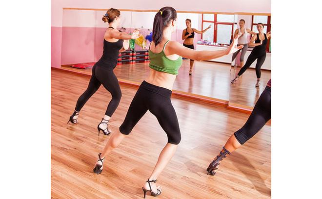 В хореографическом классе