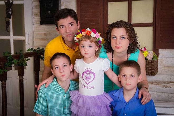 Волгоград: мама года