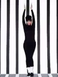 """Бейонсе (Beyonce) предстала в образе Джо Стоктон - героини фильма """"Забавная мордашка"""""""