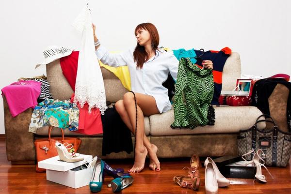 Покупать одежду по каталогам