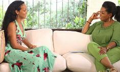 Рианну обвинили в поддержке домашнего насилия