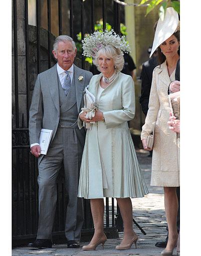 Чарльз, принц Уэльский (Charles, Prince of Wales) и Камилла Паркер (Camilla Parker)