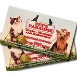 Сертификат в салон-магазин для животных