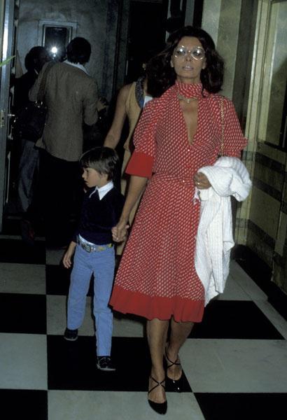 Софи Лорен, 1978 год