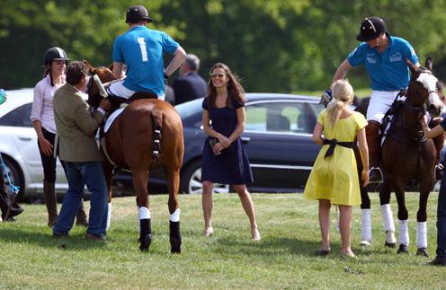 Пиппа Миддлтон давно дружит с королевской семьей, в частности принцем Гарри.