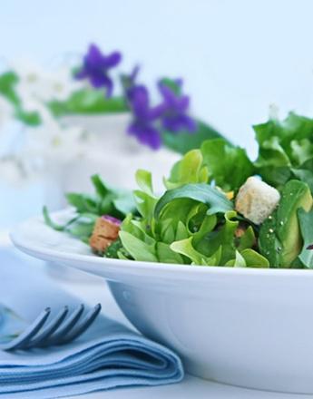 Вкусные овощные салаты