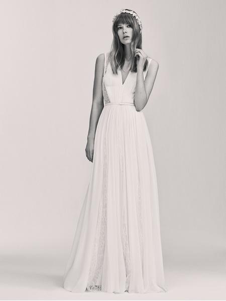 Свадеьные платья Elie Saab 2017