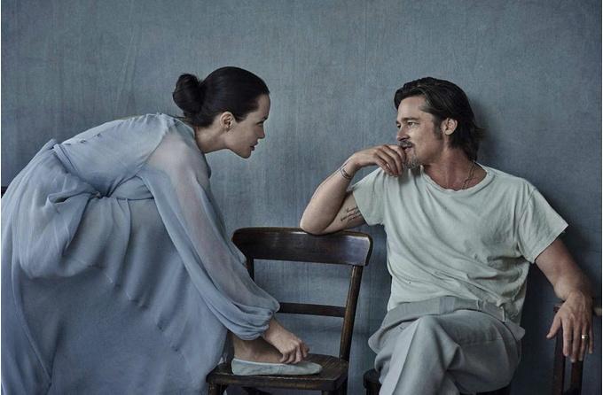Анджелина Джоли и Брэд Питт разводятся