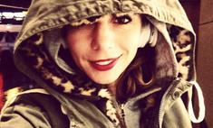 Анна Седокова одевается как бездомная