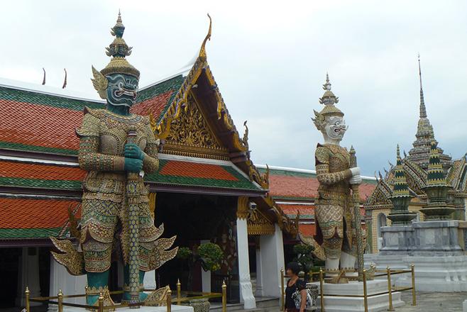 Таиланд: сланцы и почтение к королю