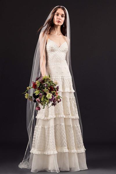 Лучшие коллекции Недели свадебной моды   галерея [4] фото [3]