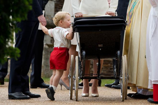 Принц Джордж: фото